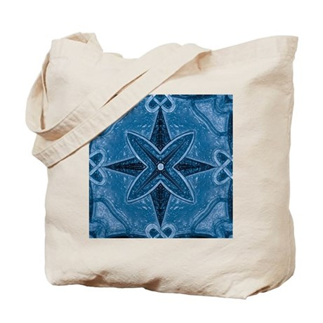 Abstract 5 (Blue) Tote Bag