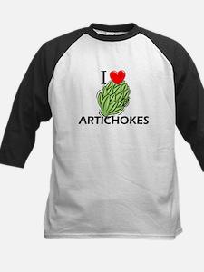 I Love Artichokes Tee