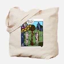 Open Theism Tote Bag