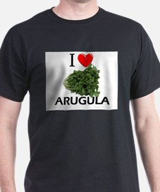 I Love Arugula T-Shirt