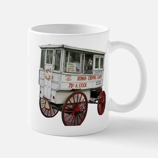 RomanCandyWagon Mugs