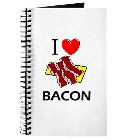 I Love Bacon Journal