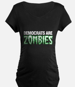 Democrats are Zombies T-Shirt