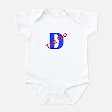 The Big D Infant Bodysuit