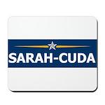 Sarah-Cuda / Sarah Palin 08 Mousepad