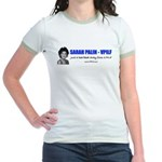 SARAH PALIN (VPILF) Jr. Ringer T-Shirt