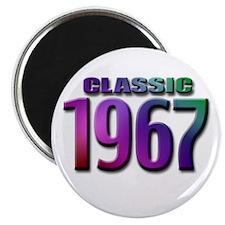 classic 1967 Magnet