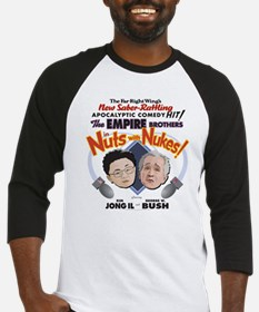 """Nuts with Nukes!"" Baseball Jersey"