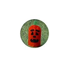 Jack O'Lantern Mini Button