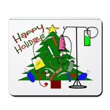 Holiday Nurse/Medical Mousepad