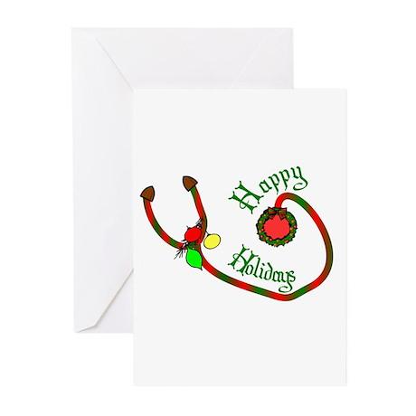 Holiday Nurse/Medical Greeting Cards (Pk of 10)