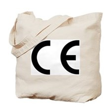 CE Mark Tote Bag