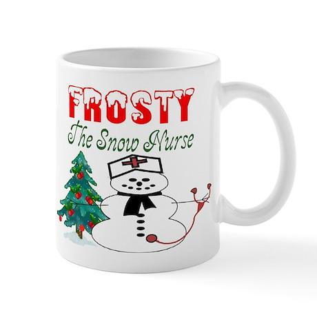 Holiday Nurse/Medical Mug