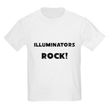 Illuminators ROCK Kids Light T-Shirt
