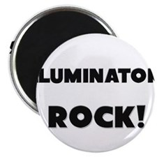 Illuminators ROCK Magnet