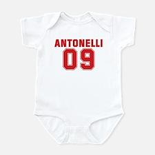 ANTONIO 09 Infant Bodysuit