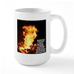 Fire Dragon Large Mug