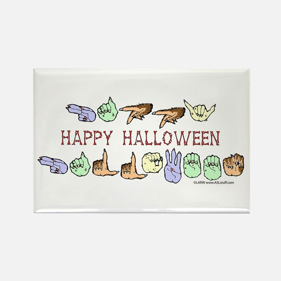 HalloweenCC Rectangle Magnet