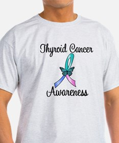 Awareness Thyroid Cancer T-Shirt