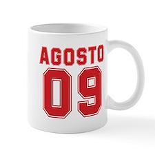 AGOSTO 09 Mug