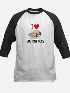I Love Burritos Tee