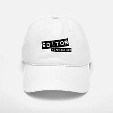 """""""Editor-in-Chief"""" Cap"""
