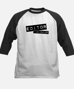 """Editor-in-Chief"" Tee"