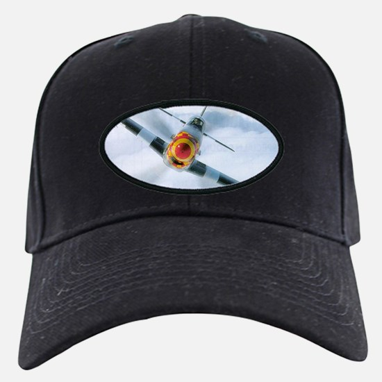P-51 Mustang Baseball Hat