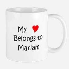 Cute Mariam Mug