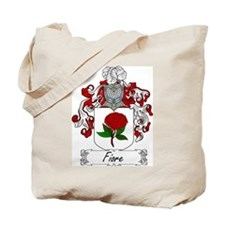 Fiore Family Crest Tote Bag