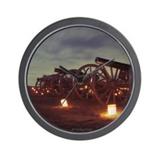 Field Artillery (98) Wall Clock