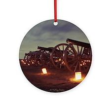 Field Artillery (98) Ornament (Round)