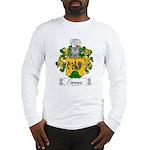Fiorenza Family Crest Long Sleeve T-Shirt