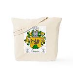 Fiorenza Family Crest Tote Bag