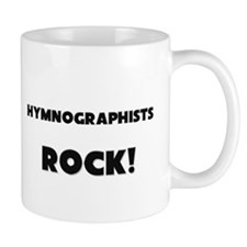 Hymnographists ROCK Mug