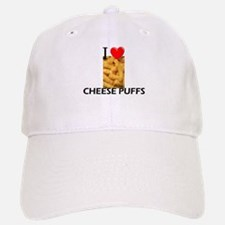 I Love Cheese Puffs Baseball Baseball Cap
