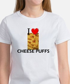 I Love Cheese Puffs Tee