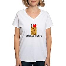 I Love Cheese Puffs Shirt