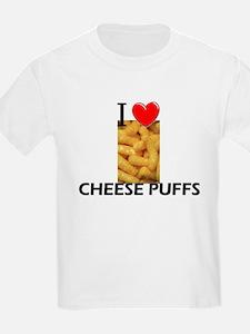 I Love Cheese Puffs T-Shirt