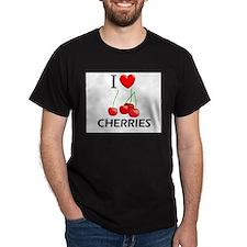 I Love Cherries T-Shirt