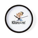 NObama 4 me! Wall Clock
