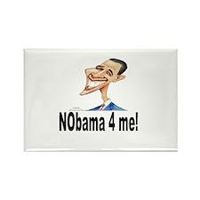 NObama 4 me! Rectangle Magnet (10 pack)