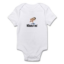 NObama 4 me! Infant Bodysuit
