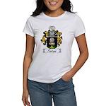 Fontana Family Crest Women's T-Shirt
