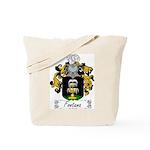 Fontana Family Crest Tote Bag
