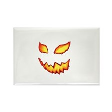 Cute Adult halloween Rectangle Magnet