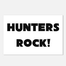Hunters ROCK Postcards (Package of 8)