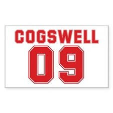 COGSWELL 09 Rectangle Decal