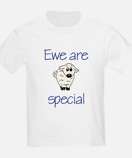 Ewe are special Kids T-Shirt