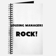 Housing Managers ROCK Journal